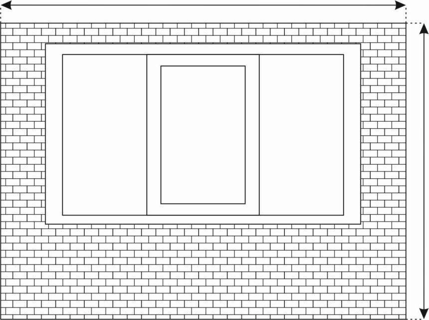 щора Японска стена